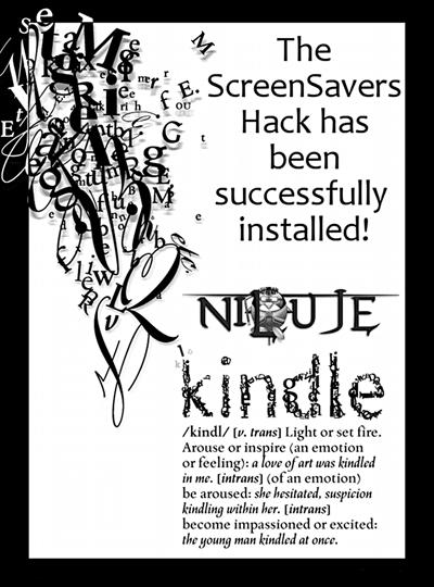 วิธี JailBreak และเปลี่ยน ScreenSavers Kindle Paperwhite