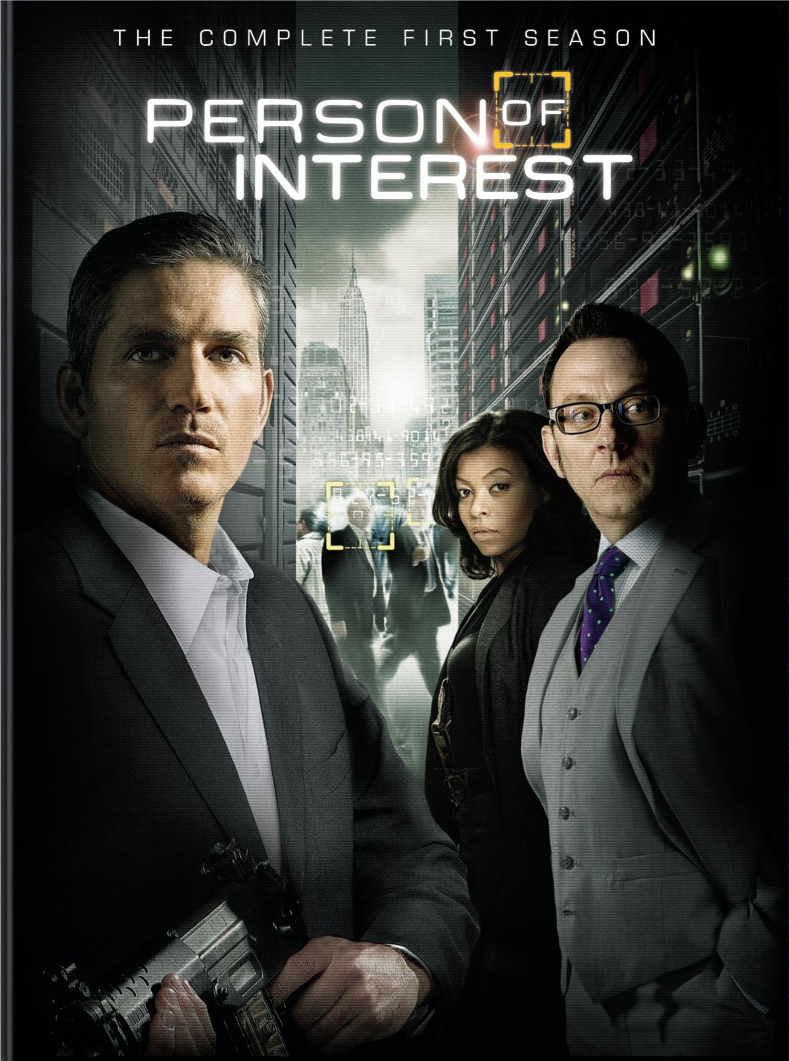 Person of Interest สุดยอดซีรี่ย์แนวแอคชั่น,สืบสวน